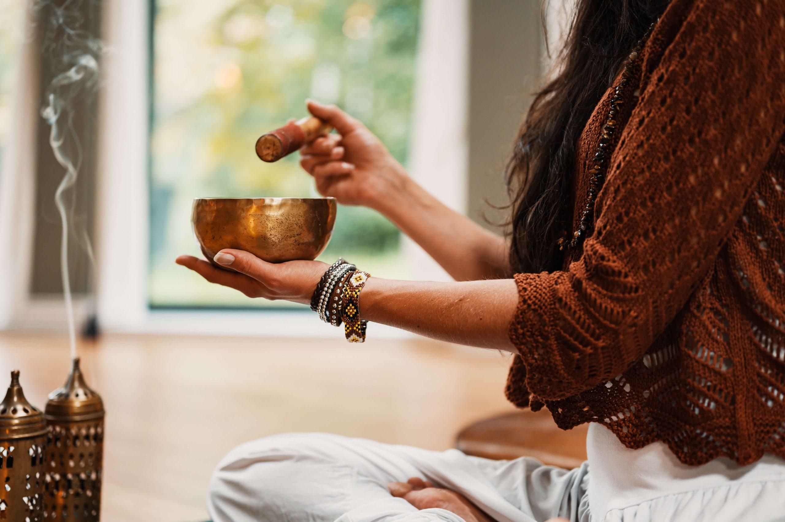 Meditate to lower Tinnutus