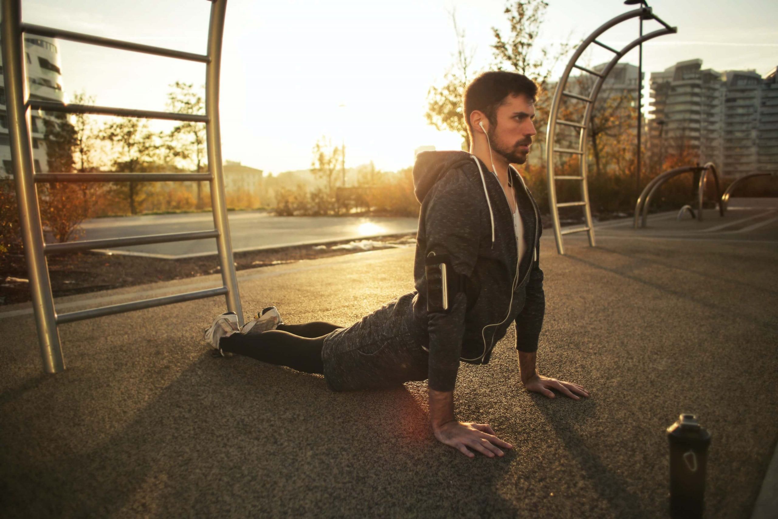 Sport and Yoga Can Help with Your Tinnitus